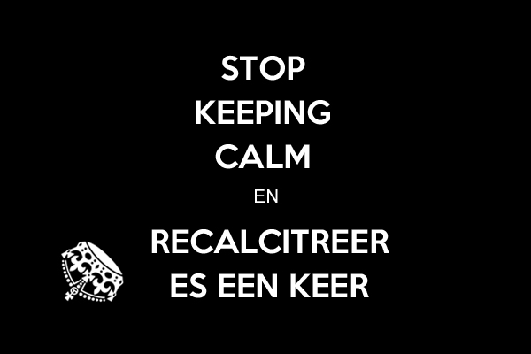 recalcitreer